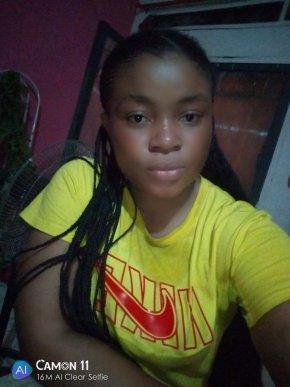 cherche fille congolaise